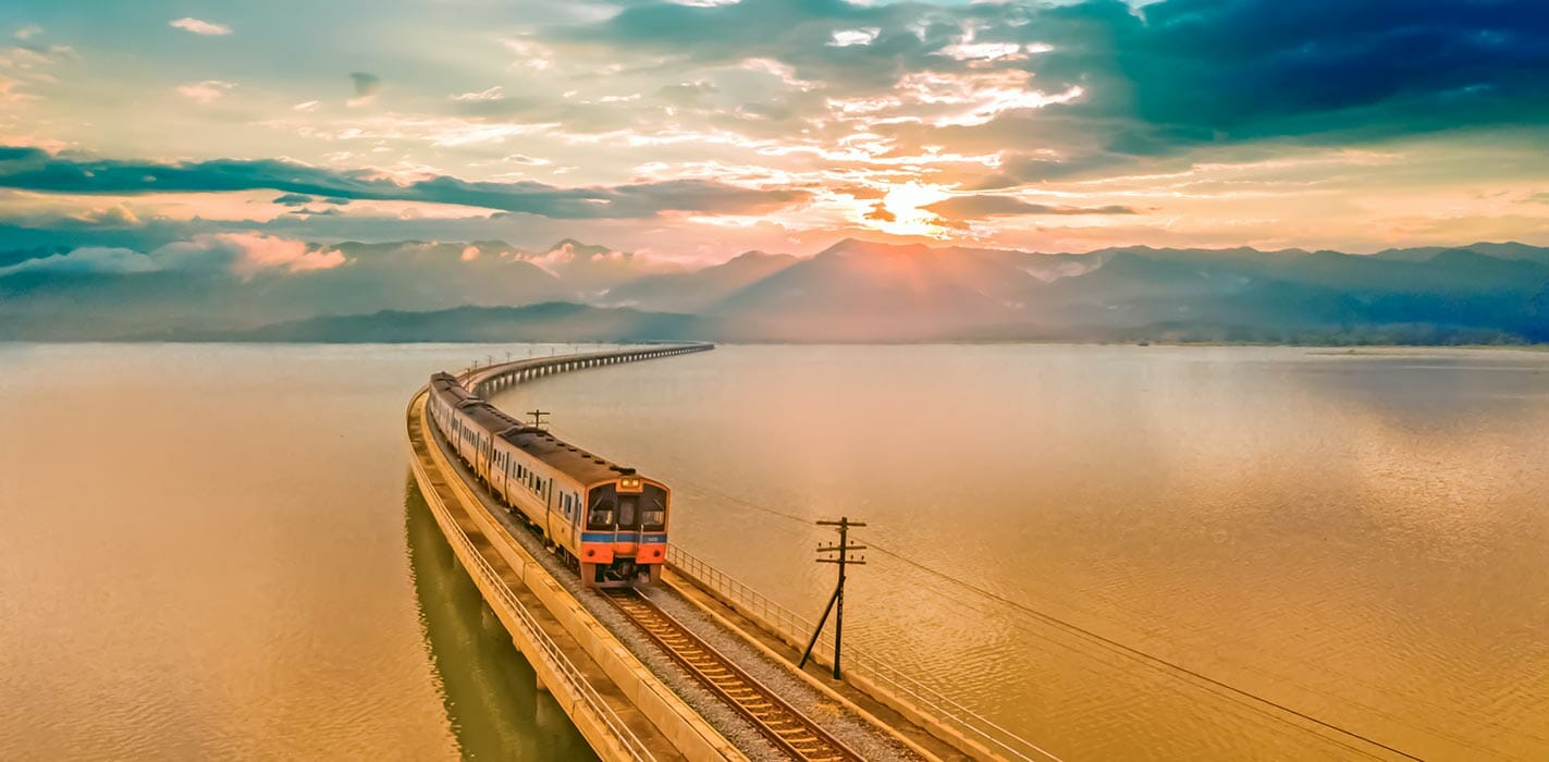 On The (Rail) Road To Chiang Mai