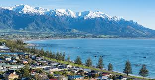 View from Kaikoura Lookout
