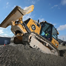 Big Boys' Toys – drive diggers and 'dozers just for the sheer hell of it