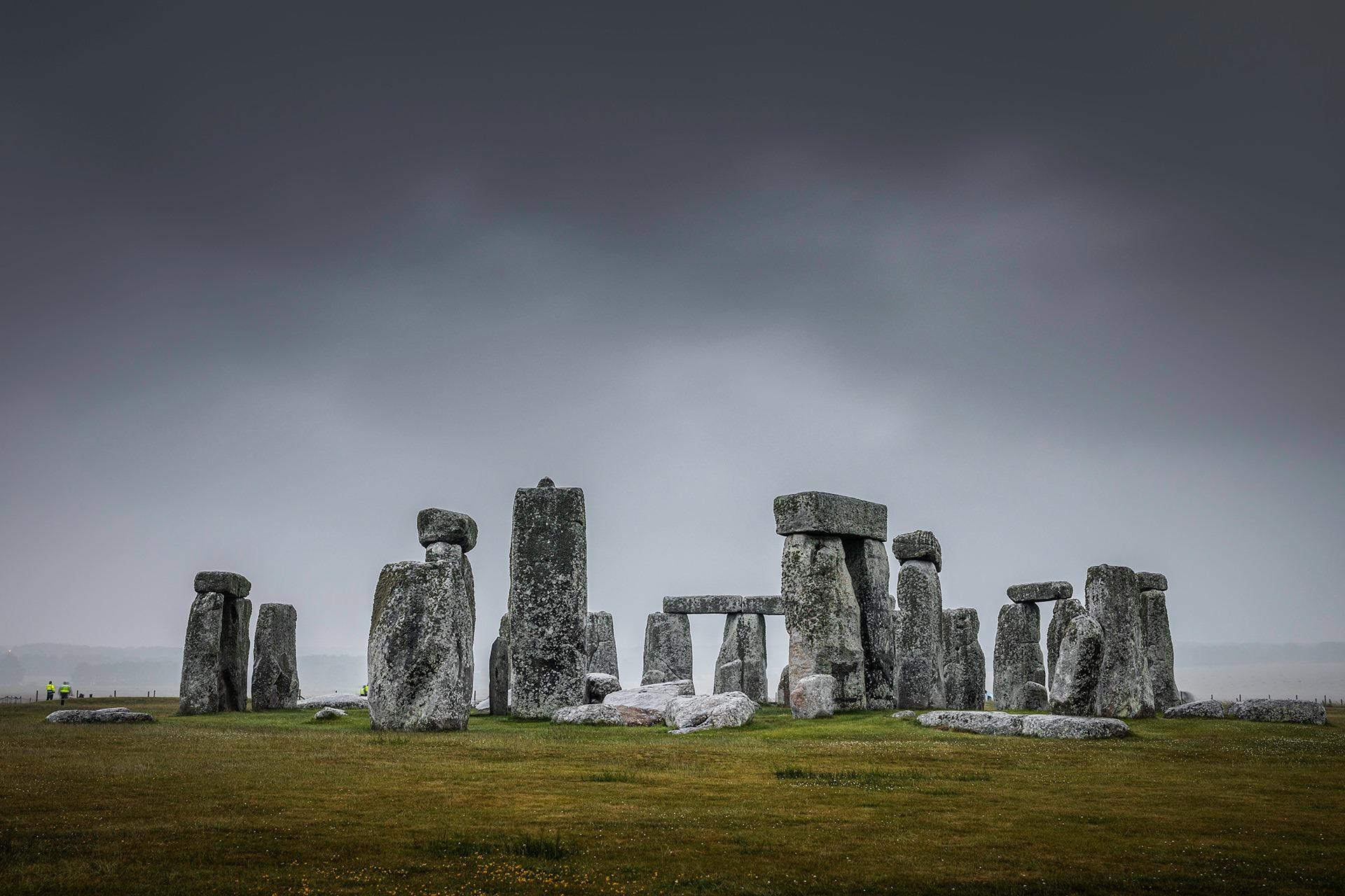 Get Right Inside Stonehenge