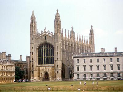 A Great British Road Trip to Cambridge
