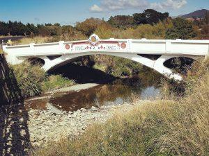 Anzac Bridge monument